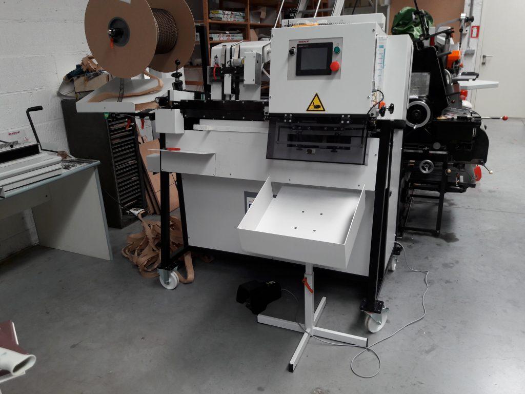 onze WireO-machines